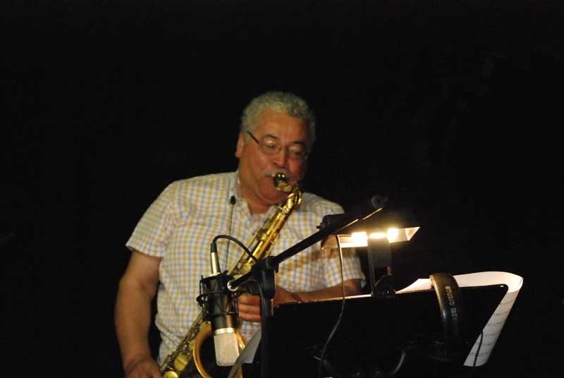 Justo Almario at RYCY