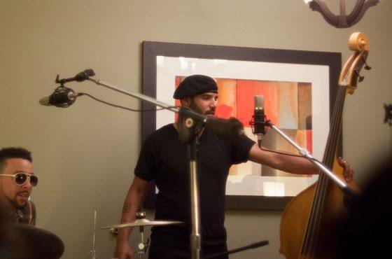 Miles Mosley Trio
