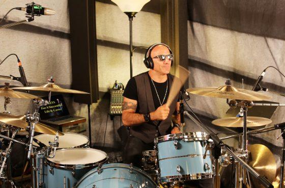 Pro Drummer Kenny Aronoff Talks Mojave