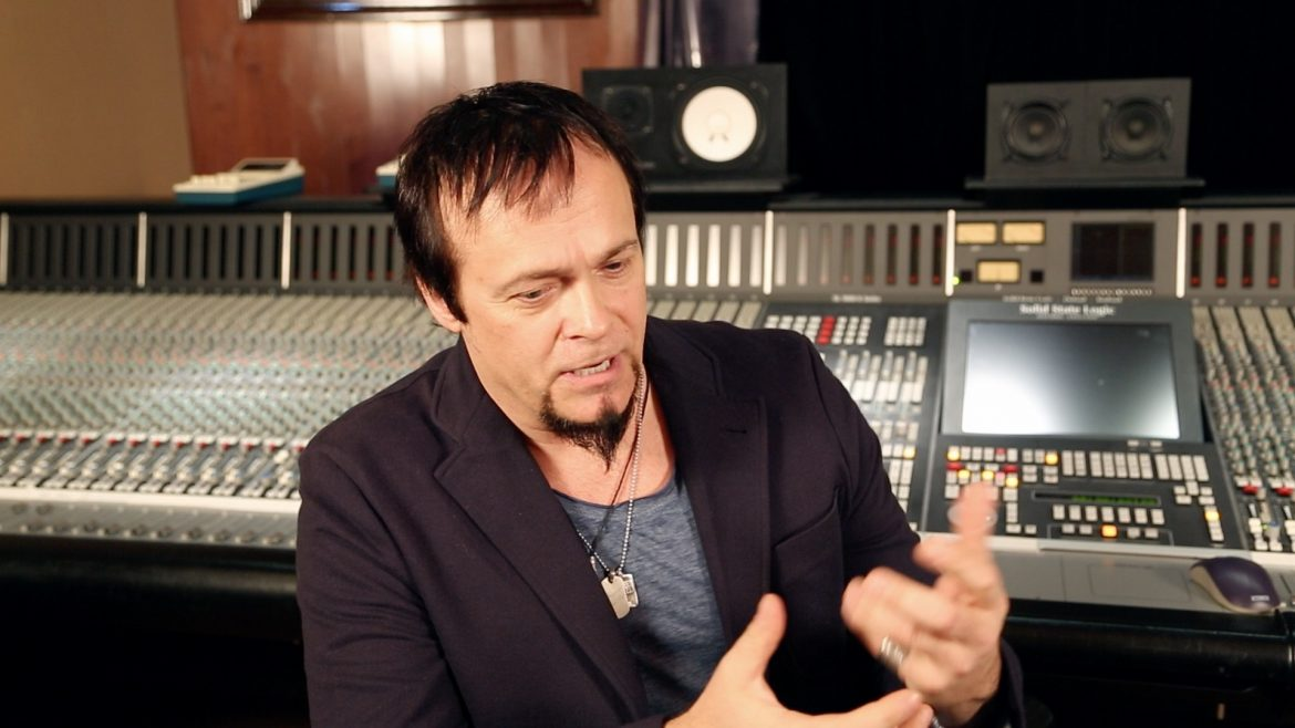 Richard Chycki on the Mojave MA-1000 and recording Dreamtheater