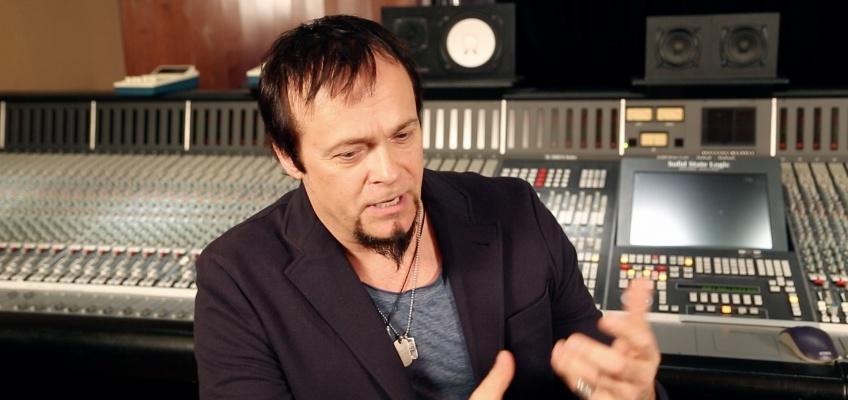 Richard Chycki on the Mojave MA-1000 and recording Dreamtheater