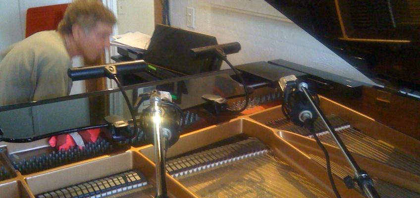 Randy Waldman Piano Mic Comparisons