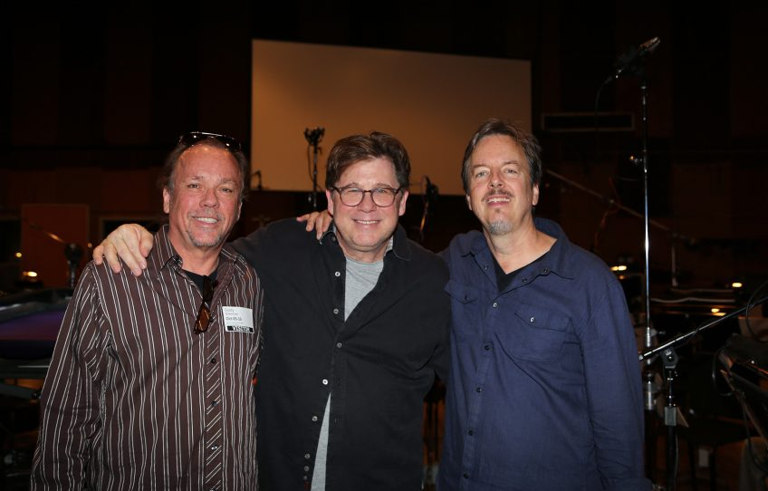 """Mojave Audio Microphones Help Bring the Score of """"Jumanji: Welcome to the Jungle (2017)"""" to LifeScoring mixer Alan Meyerson uses four MA-1000 mics to capture lush string performances"""