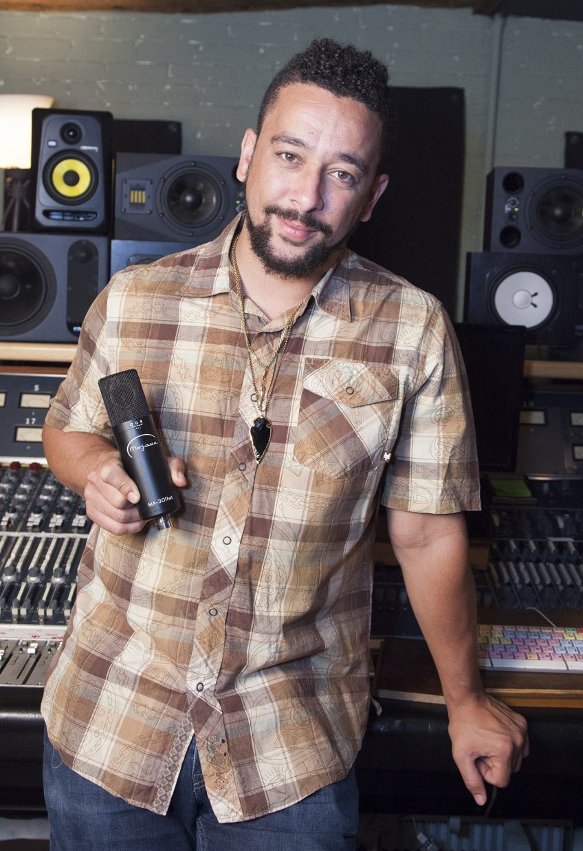 """Mojave Audio Microphones and Tony Austin Prove Central to Production of Kamasi Washington's """"The Epic"""""""