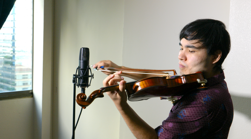 The Perlman Music Program Chooses Mojave Microphones for a Virtual Summer Music School